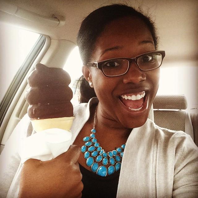 Every #roadtrip needs a #DairyQueen stop! South Carolina, here I come 😋🍦