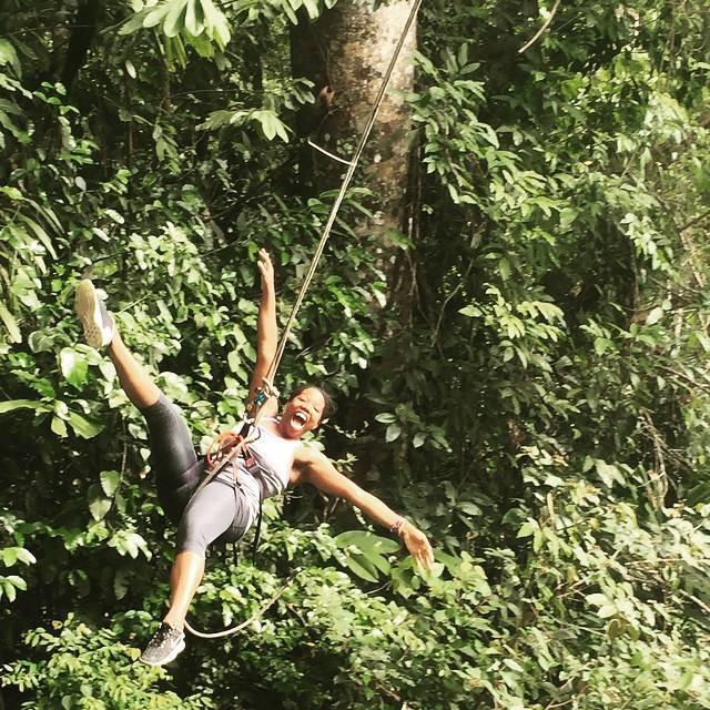 Costa Rica Memories! #MemorialDayWeekend #SASreunion #travel #LivingOnTheEdge #Literally 😎🌴☀️
