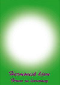 Harmoni Hjem Grønn