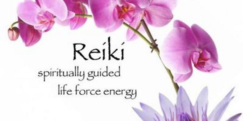 Reiki Group Share