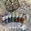 Thumbnail: Chakra Gem Oil - Roll On Set