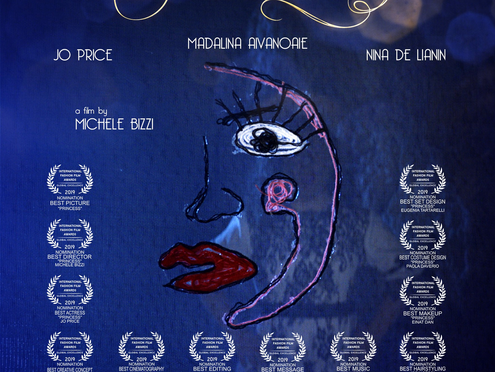 """Princess"" at LaJolla International Fashion Film Festival - San Diego, CA"