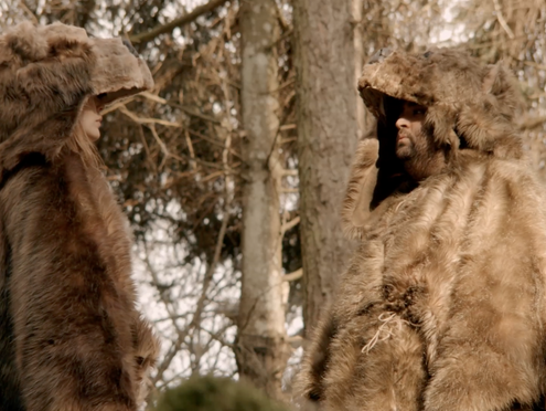 La storia dell'orso al Trento Film Festival