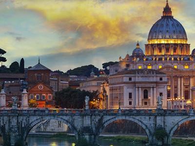 San Pietro e le Basiliche Papali di Roma 3D - Prima TV SKY