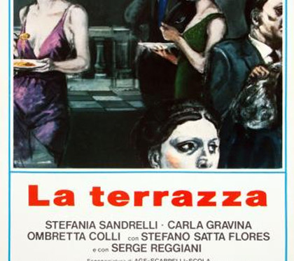 La Terrazza, copia restaurata