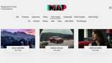Happy to join the family of MAP Berlin-Menagement for Artist in Postproduction