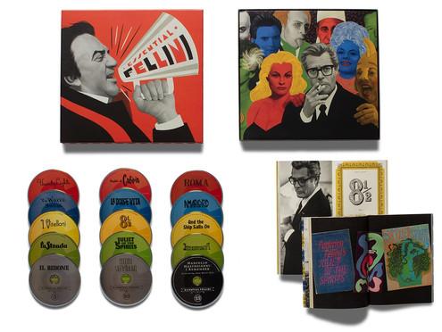 Criterion Collection-Essential Fellini
