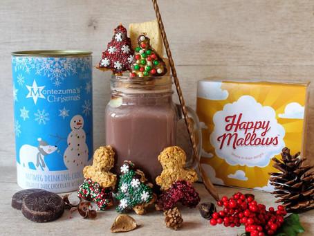 Cinnamon Hot Chocolate Delight