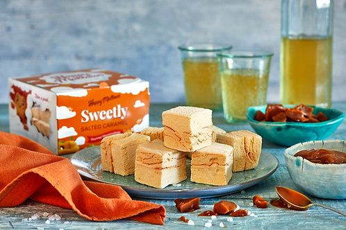 Sweetly Salted Caramel