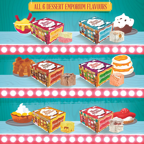 The Dessert Emporium Pack