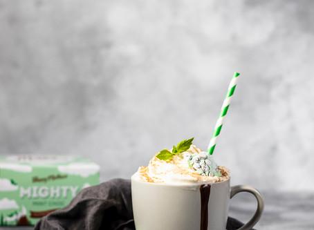 Luxury Mint Hot Chocolate