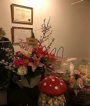 ありがとう!心斎橋サロンスタート♪