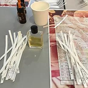 調香体験セミナー@London School of Aromatherapy Japan