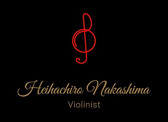 Heihachiro Nakashima's Logo