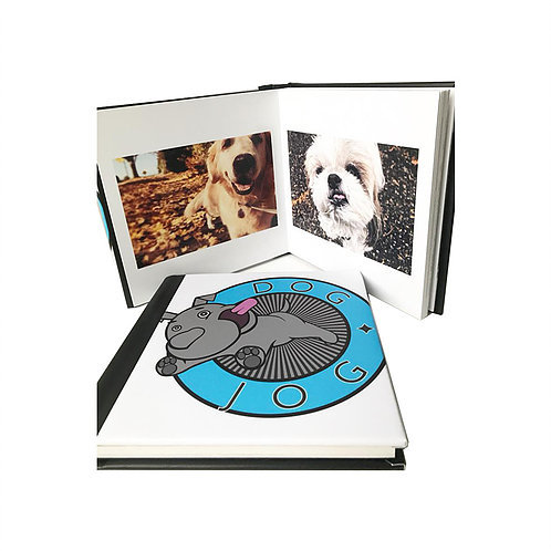 Personalized Hard Cover Photo Book