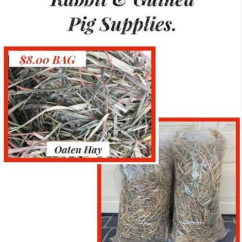 1Bag: Rabbit & Guinea Pig: Oaten Hay