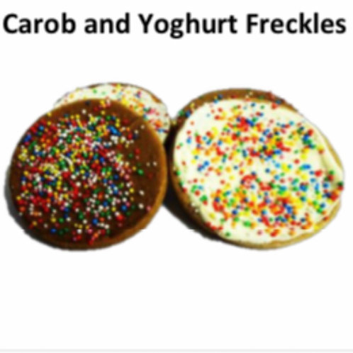 2PK Carob and Yoghurt Freckles