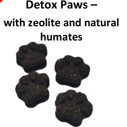 100g Dog Treats Grain Free: Detox Paws