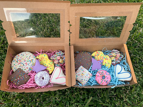 7PK Small Cookies Box