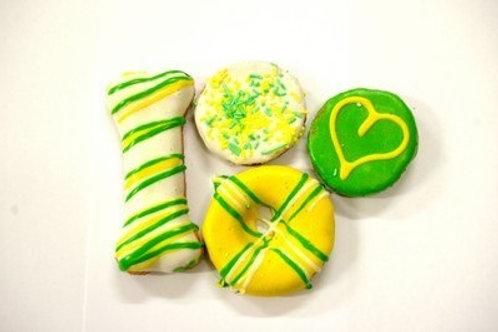 4PK Aussie Pack Cookies: Mixed