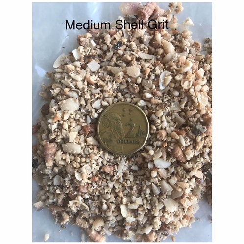 Avigrain Medium Shell Grit