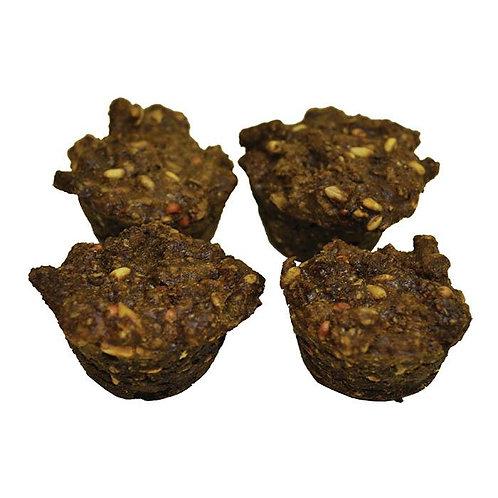 4PK Small Animal Munchy Muffins
