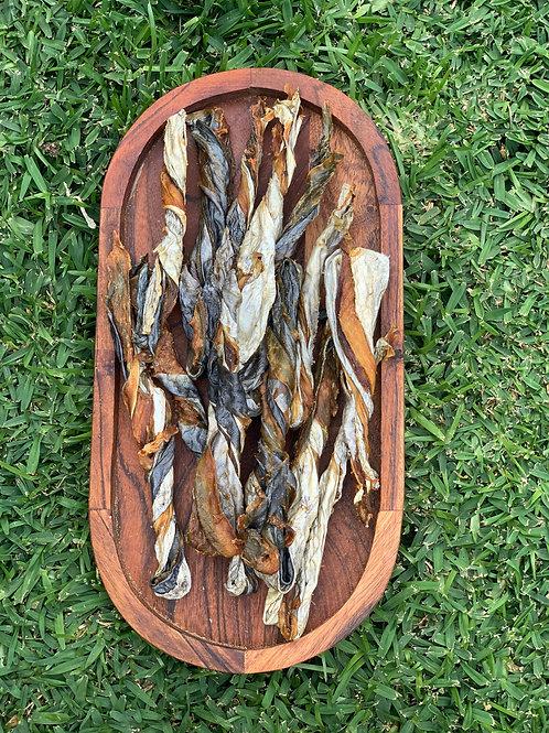 Mackerel Skin Twists