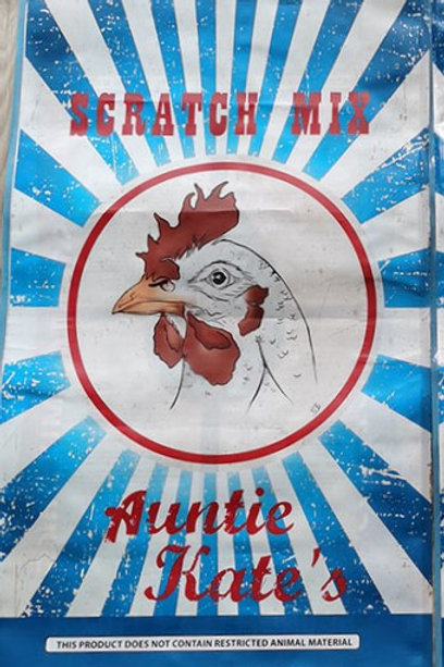 Poultry: Avigrain Scratch Mix: Auntie Kate's