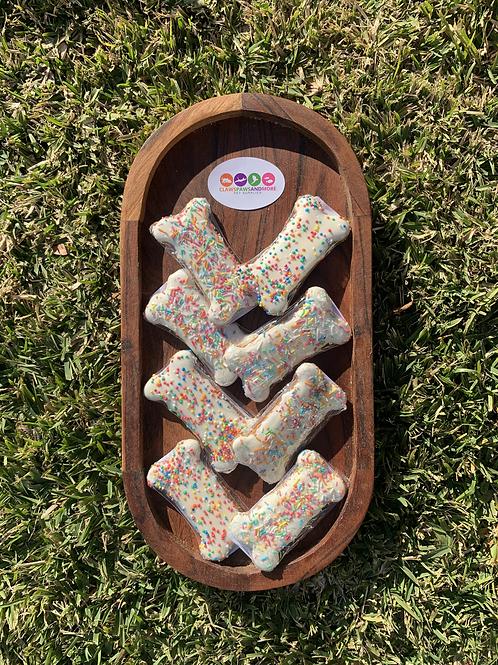 Cookies: Sparkle Bones