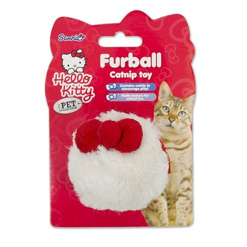 Hello Kitty: Catnip Fur Ball