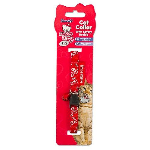 #1 Cat Collar: Hello Kitty
