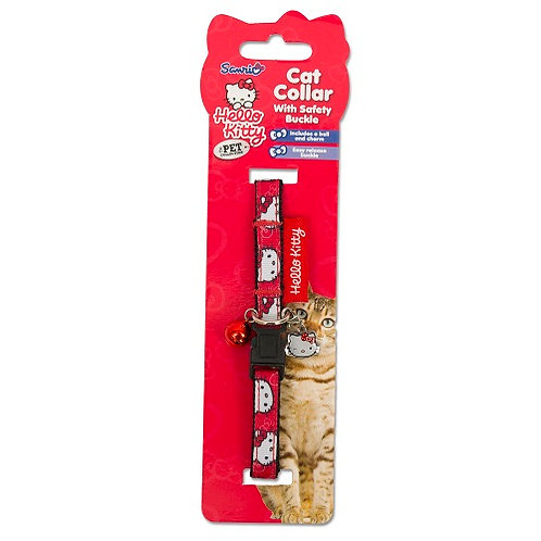 #3 Cat Collar: Hello Kitty: Kitty Design