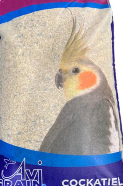Avigrain Cockatiel Mix
