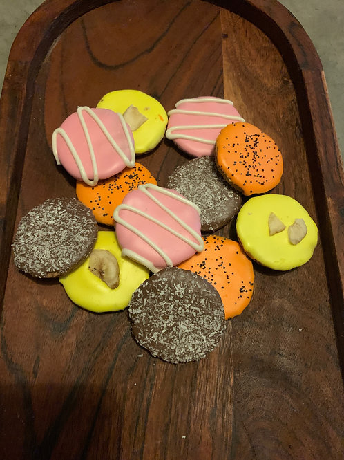 5PK Cookies: Small Fruity Sparkles