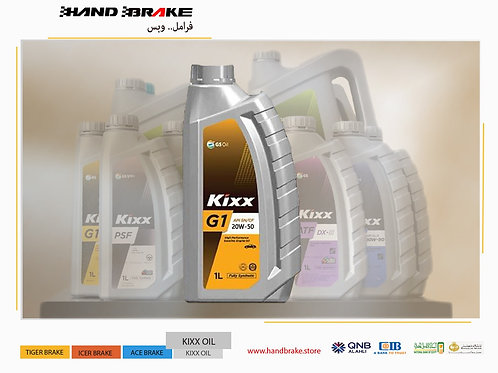 kixx SN Plus 20w-50  1L