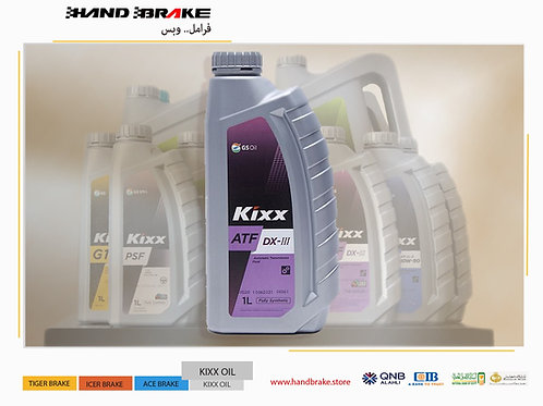 Kixx ATF DX-lll 1L