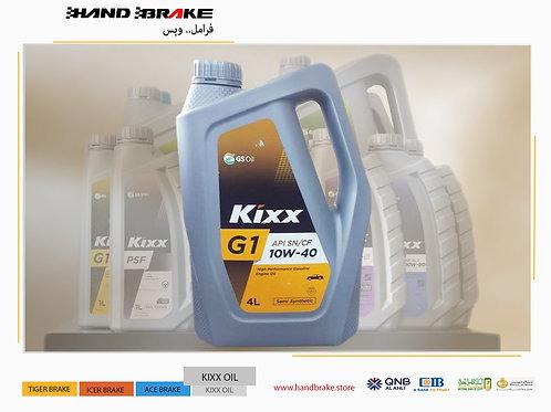 kixx SN Plus 10w-40 4L