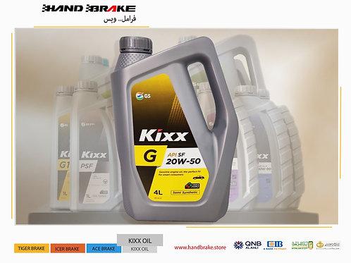 kixx SF 20w-50 4L
