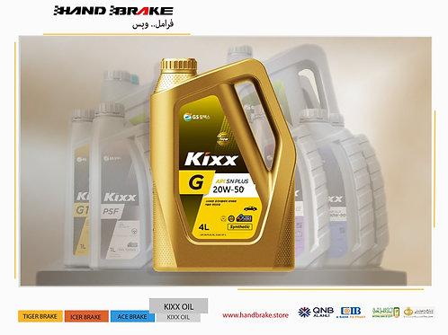 kixx SN Plus 20w-50 4L