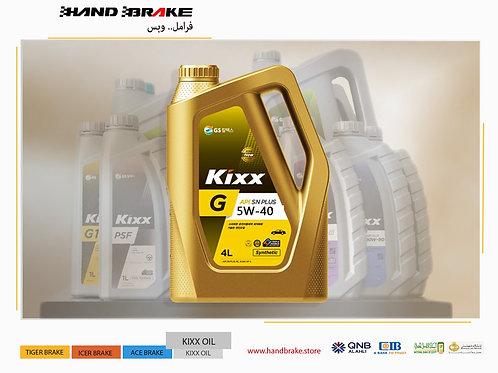 Kixx SN Plus 5w-40 4L