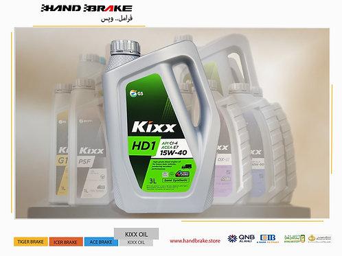 KIXX HD Ci-4/15w-40 ديزل