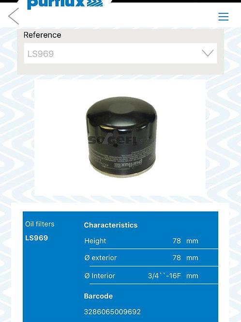 فلتر زيت (LS969) جولف 7 - اسكودا A7 - باسات 1.4
