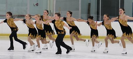 CT Ice Fusion Pre-Juvenile Skate
