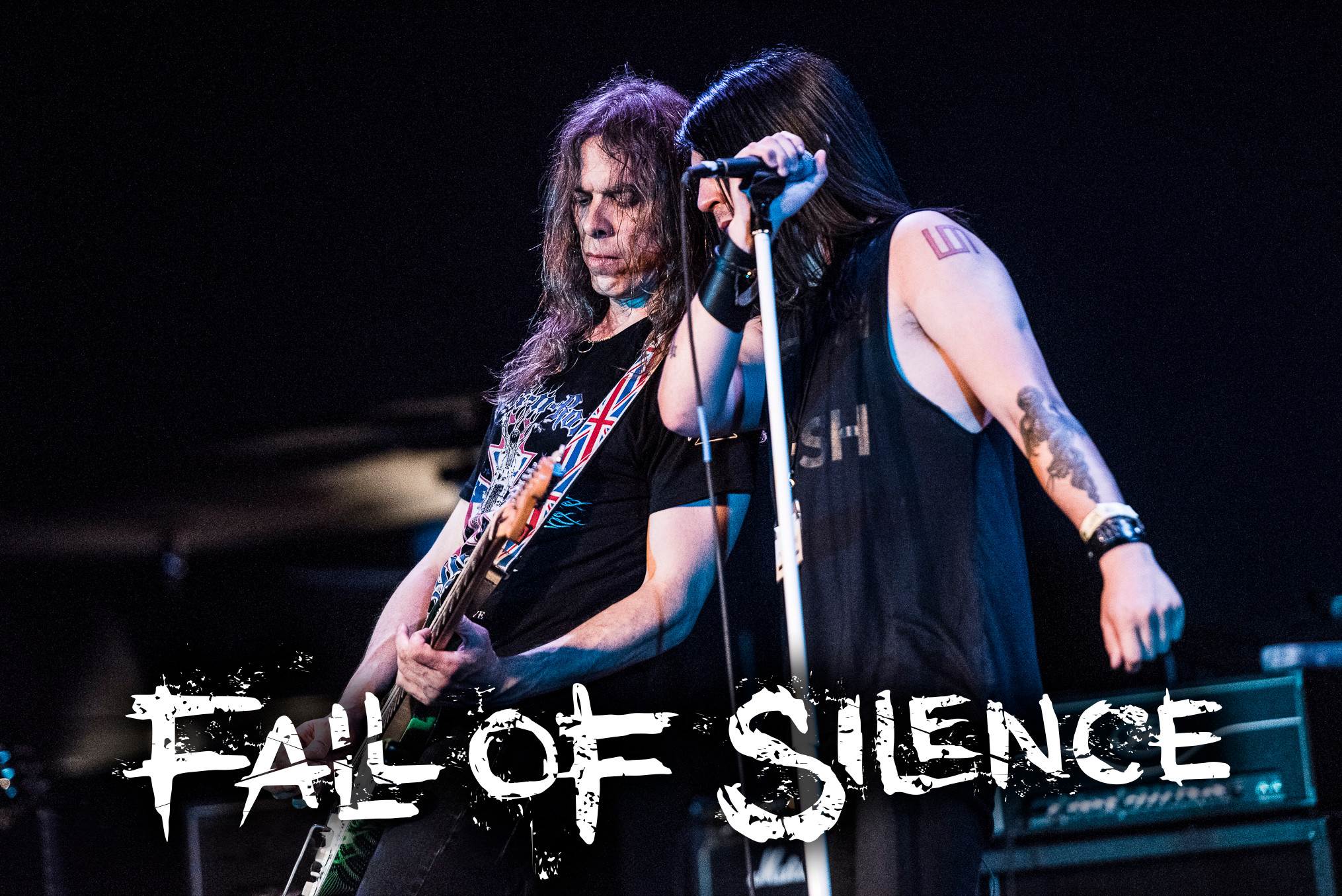 Fall oF Silence Performance