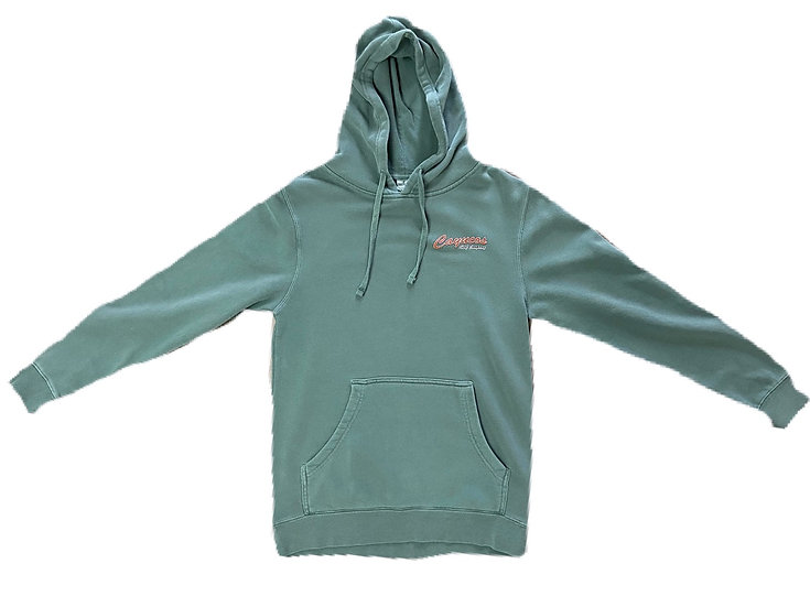 Cayucos Surf Company Sunset Surfer Hoodie
