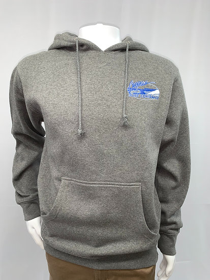 Cayucos Surf Company Old Pier Pullover Hoodie