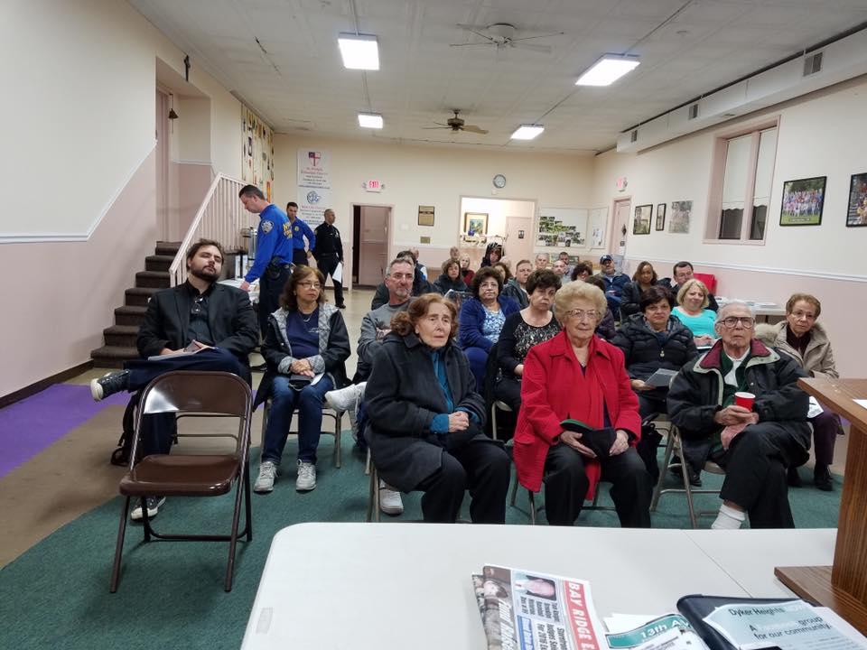 DHCA April General Meeting