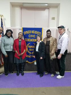 March General Meeting