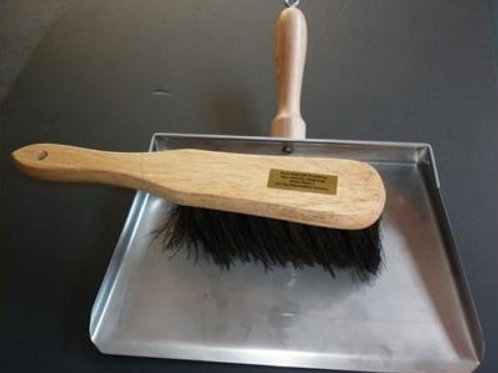 Standard 275mm Dustpan and Brush