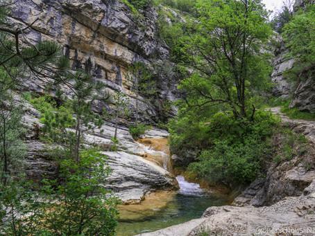 Cinq jours de jeûne en itinérance dans le Buëch